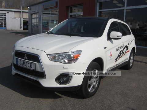 2014 Mitsubishi  ASX 2.2 4WD/Automatik/Leder/Navi Off-road Vehicle/Pickup Truck Demonstration Vehicle photo