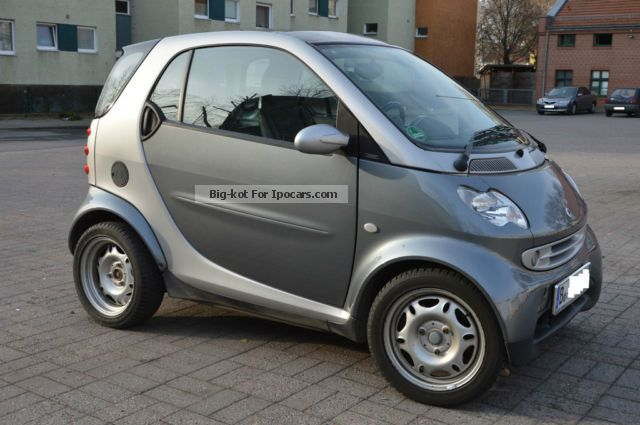 2003 smart full equipment new condition car photo and specs. Black Bedroom Furniture Sets. Home Design Ideas