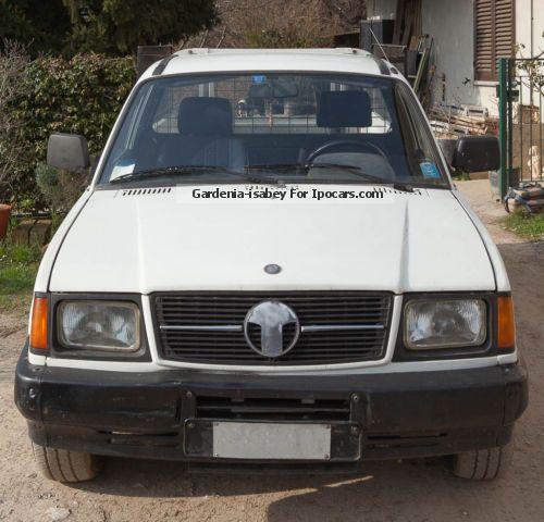 1997 Tata Telcoline Pick-up