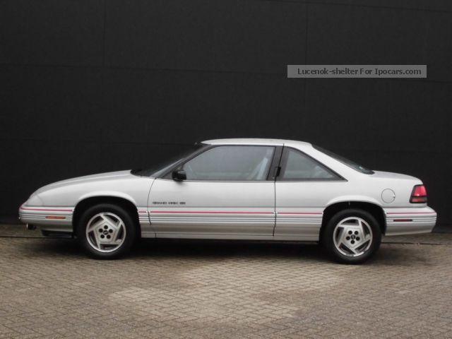 pontiac grand prix  hand   auto coupe super condition car photo  specs