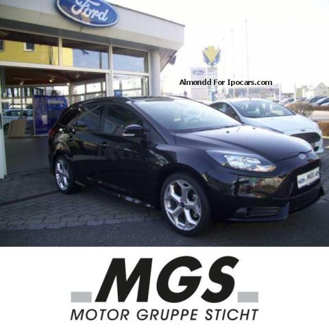 2013 Ford  Focus Turnier 2.0 EcoBoost ST with Leather Sport Pa Estate Car Pre-Registration (  Accident-free ) photo