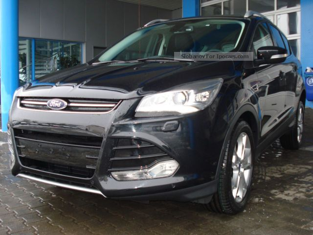 2014 Ford  Kuga 2.0 TDCi 4x4 Aut. Titanium / 25% below SRP Off-road Vehicle/Pickup Truck Pre-Registration photo