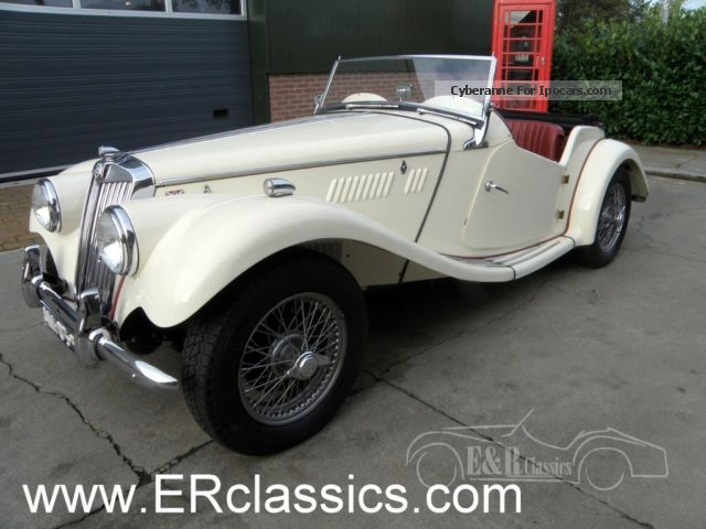 MG  1954 fully restored in top condition 1954 Vintage, Classic and Old Cars photo