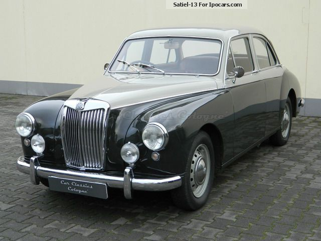 MG  Magnette ZB Saloon 1957 Vintage, Classic and Old Cars photo