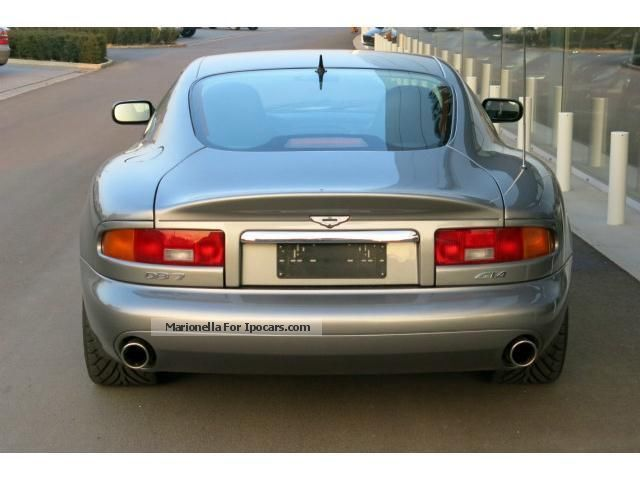 2003 Aston Martin Db7 Gta One Owner New Perfect Condition 20 0