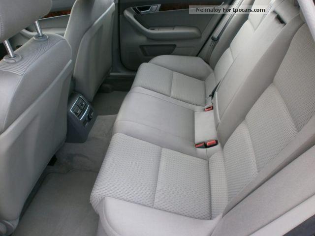 2005 Audi A6 Av V6 2 7 Tdi Fap Car Photo And Specs