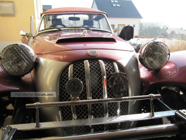 1988 Morgan  Plus 4 Cabriolet / Roadster Used vehicle(  Accident-free) photo