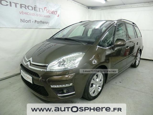 2013 Citroen  Citroën Grand C4 Picasso 2.0 HDI 160 FAP Exclusive BVA 7 Van / Minibus Used vehicle photo