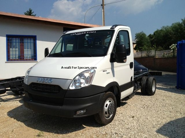 2012 Iveco  DAILY 35C14 GNC TELAIO METANO Off-road Vehicle/Pickup Truck New vehicle photo