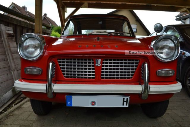 Triumph  Herald 1200 Convertible (Convertible) LHD 1964 Vintage, Classic and Old Cars photo