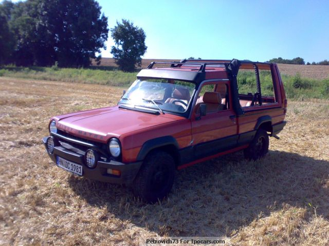2012 Talbot  Other Off-road Vehicle/Pickup Truck Used vehicle photo