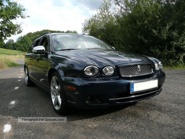 2012 jaguar x type estate 2 2 diesel executive car photo and specs. Black Bedroom Furniture Sets. Home Design Ideas