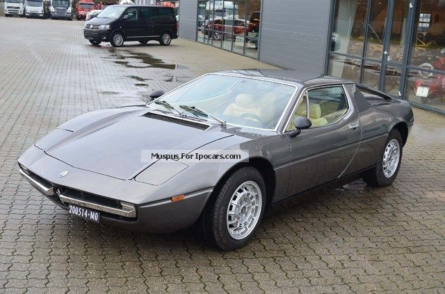 Maserati  Merak 3.0 Coupe 1977 Vintage, Classic and Old Cars photo
