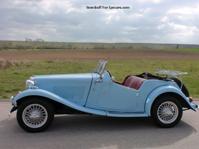 MG  TD Bj.1953 \ 1953 Vintage, Classic and Old Cars photo