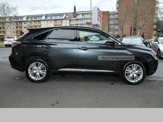 2011 Lexus RX450h AMBIENCE air suspension SSD, Leather ...