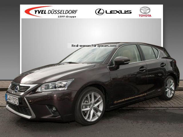 Lexus  CT 200h Luxury Line 2014 MODEL 2014 Hybrid Cars photo