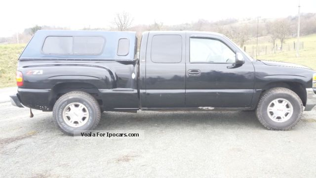 GMC  Sierra 1500 4WD Stepside Z71 LPG AHK exchange poss 2000 Liquefied Petroleum Gas Cars (LPG, GPL, propane) photo