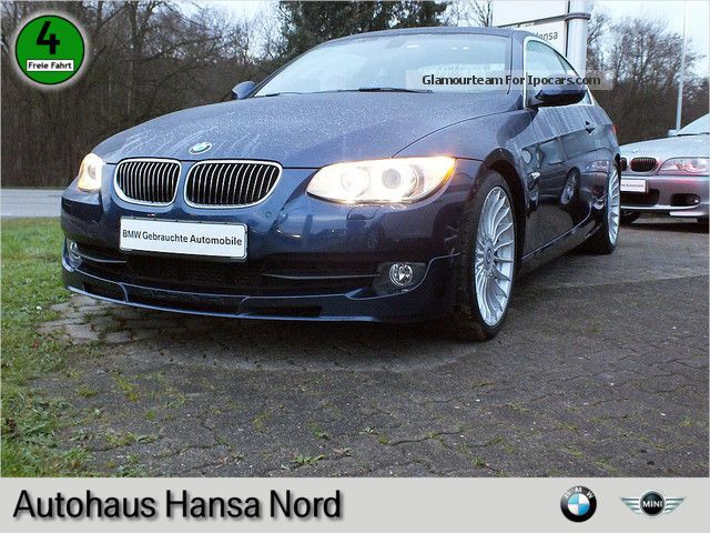 2010 Alpina  B3 S Biturbo Coupe SHZ NAVI LEATHER CLIMATE PDC Sports Car/Coupe Used vehicle photo