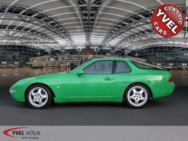 1994 porsche 968 coupe 3 0 tiptronic checkbook insp new car photo and specs. Black Bedroom Furniture Sets. Home Design Ideas