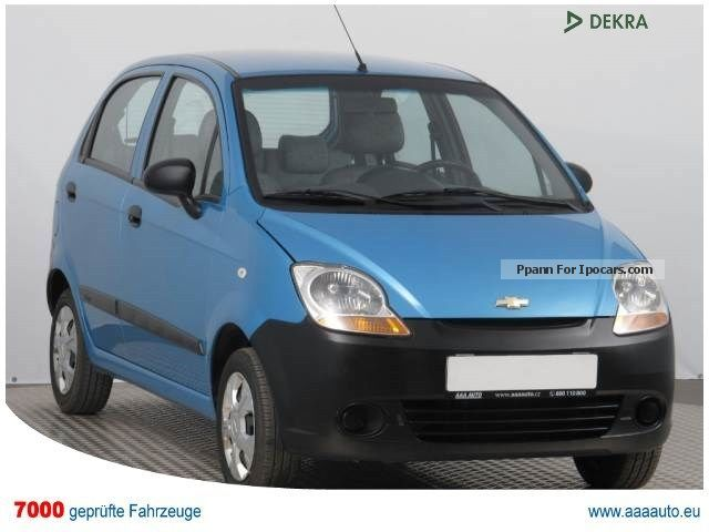 2009 Chevrolet  SPARK 0.8I 2009 CHECKBOOK Small Car Used vehicle (  Accident-free ) photo