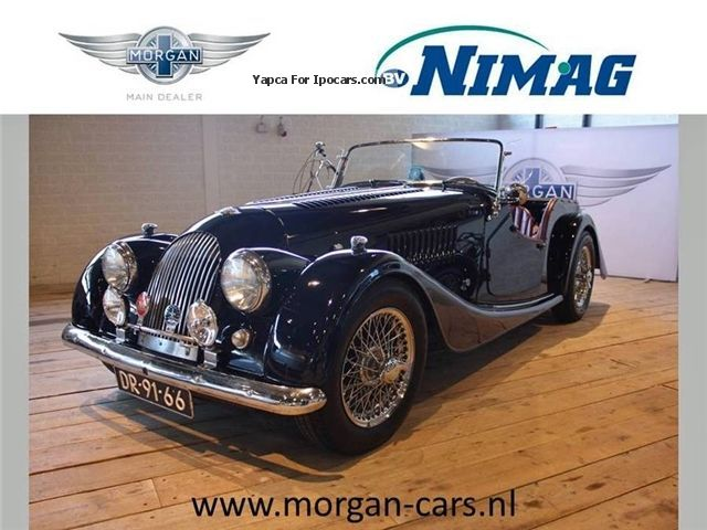 1960 Morgan  Plus 4 two-seater Saloon Used vehicle photo