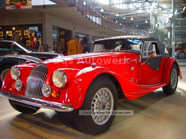 Morgan  Morning + 8 H - Features 1976 Vintage, Classic and Old Cars photo