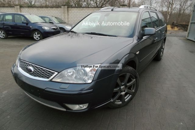 2006 Ford  Mondeo Titanium X * leather * navi + * Estate Car Used vehicle (  Accident-free ) photo