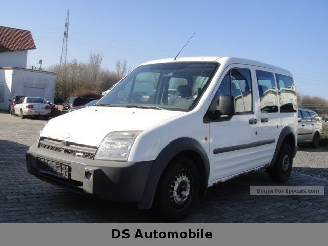 2004 Ford  Tourneo Connect 1.8 TDCI air Estate Car Used vehicle(  Accident-free photo
