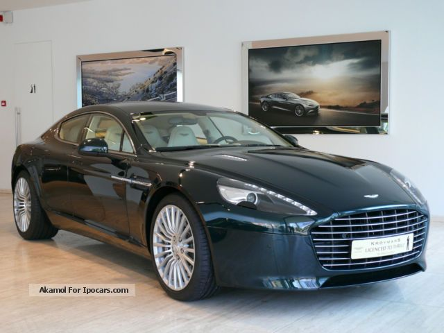 2013 Aston Martin  Rapide S MY2014 Full Options Sports Car/Coupe Used vehicle (  Accident-free ) photo