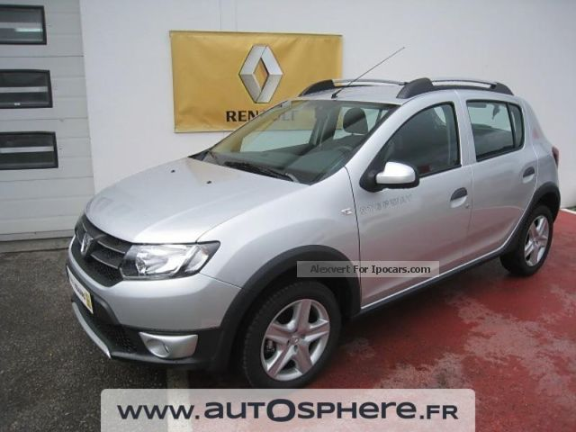 2014 dacia sandero stepway tce90 prestige car photo and specs. Black Bedroom Furniture Sets. Home Design Ideas