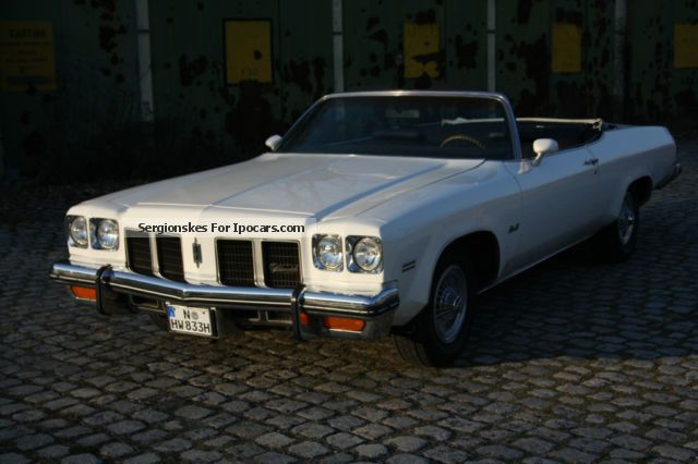 Oldsmobile  Delta 88 1975 Vintage, Classic and Old Cars photo