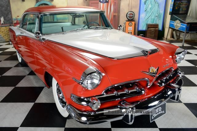 Dodge  Other Custom Royal Royal / Very good restorations 1955 Vintage, Classic and Old Cars photo