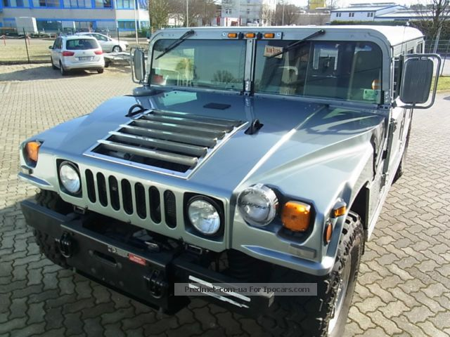 2012 Hummer H1 Aluminum New Engine Car Photo And Specs