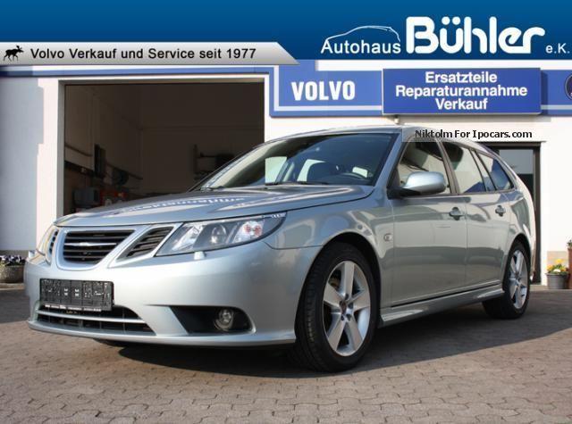 2011 Saab  9-3 Combined 1.9TTiD Vector Scandic Xenon Sitzhe ... Estate Car Used vehicle photo