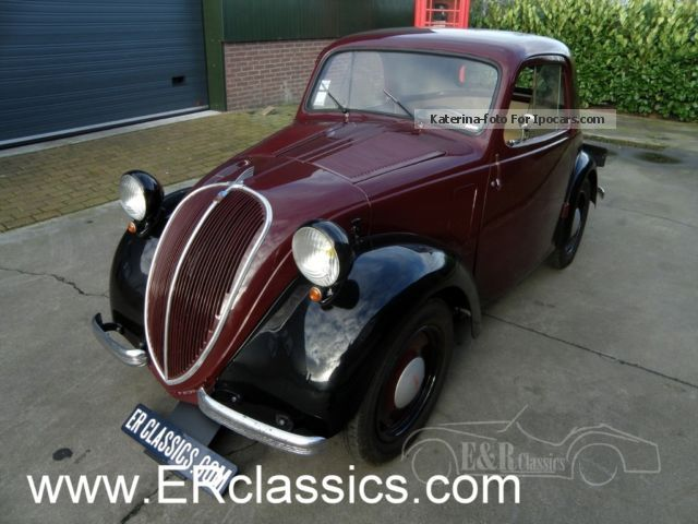 Other  Simca 5 1939 Vintage, Classic and Old Cars photo