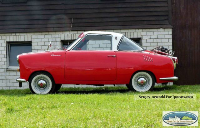 Other  Hans Glas - Goggomobil Coupé 1967 Vintage, Classic and Old Cars photo