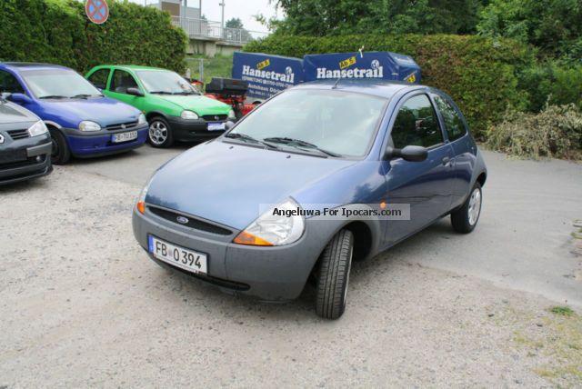 2004 Ford  Ka Viva X Air Conditioning Small Car Used vehicle photo