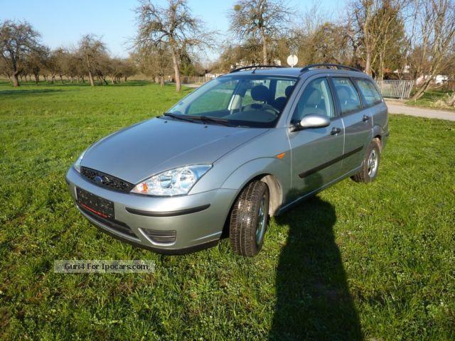 2002 Ford  Focus 1.6 Futura tournament Estate Car Used vehicle(  Accident-free) photo