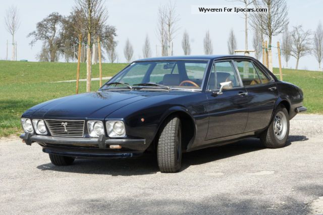 1978 DeTomaso  Deauville Saloon Classic Vehicle(  Accident-free) photo