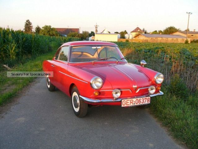 NSU  Sport Prinz Type 41 1965 Vintage, Classic and Old Cars photo