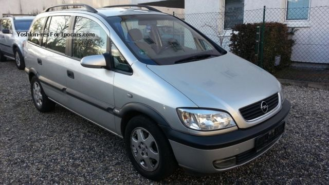 2001 opel zafira 2 0 dti particle filter green sticker car photo and specs. Black Bedroom Furniture Sets. Home Design Ideas