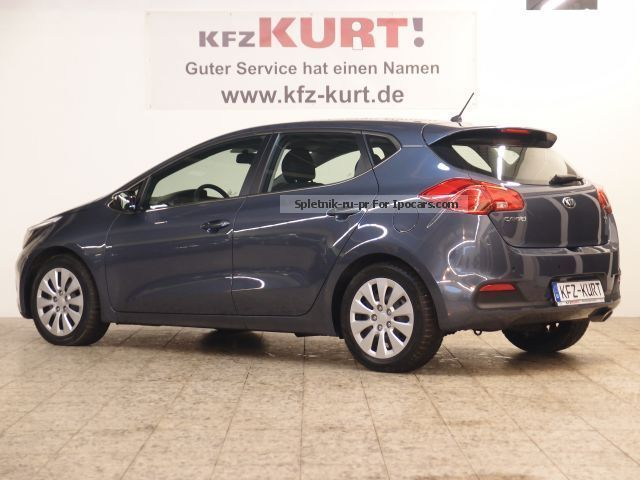 2013 kia cee 39 d 1 6 dct automatic vision jahreswagen. Black Bedroom Furniture Sets. Home Design Ideas