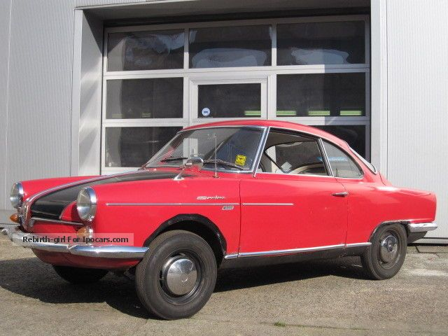 NSU  Sport Prinz Coupe 1965 Vintage, Classic and Old Cars photo