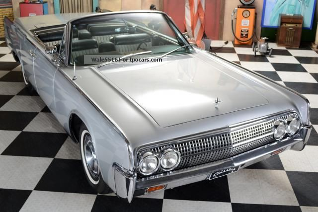 1963 lincoln continental cabrio suicide doors incl for Mercedes benz suicide doors