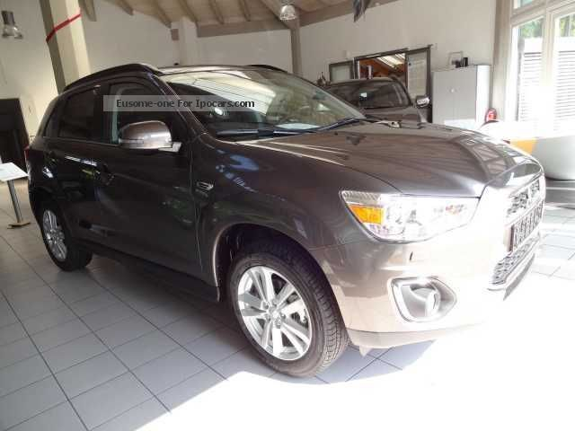 2012 Mitsubishi  ASX 2.2 DI-D 4WD Automatic Intense Off-road Vehicle/Pickup Truck New vehicle photo