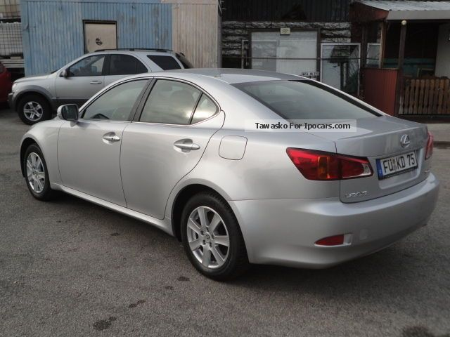 2010 lexus is 220 atm 82000km leather car photo and specs. Black Bedroom Furniture Sets. Home Design Ideas