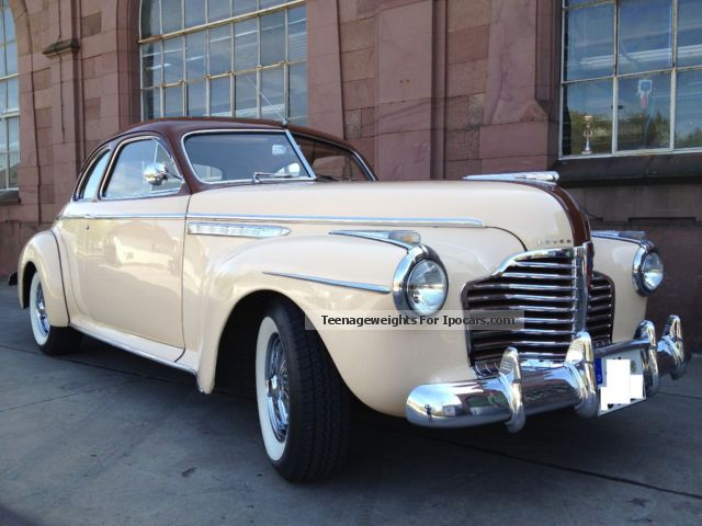 2012 Buick  1941 Roadmaster Sport Coupe (41-Z6S) Sports Car/Coupe Used vehicle (  Accident-free ) photo