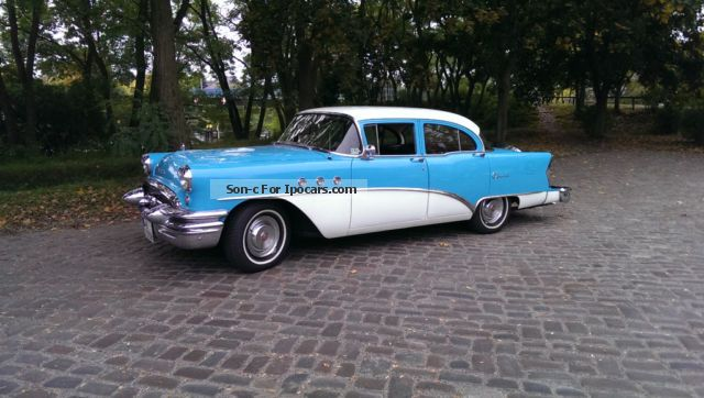 Buick  Special Series 40 1955 Vintage, Classic and Old Cars photo