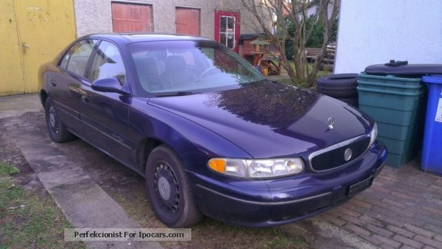 2001 Buick  Century Saloon Used vehicle (  Accident-free ) photo
