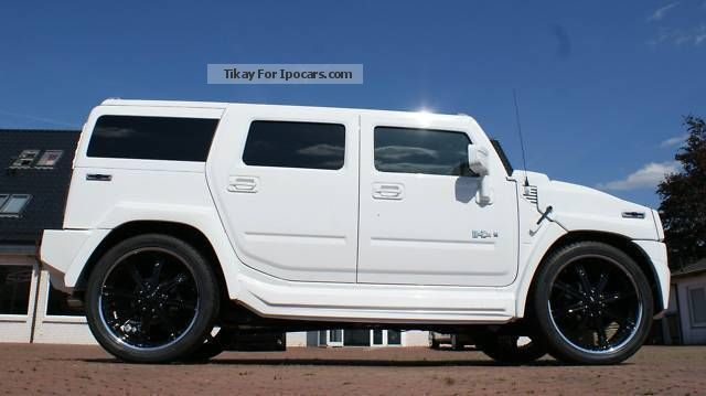 2012 Hummer H2 800ps Diesel Flagshiff 26 Car Photo And Specs